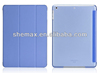 In Stock ! Smart Cover With Transparent PC Case For ipad mini 2