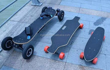 4 wheels electric skateboard Remote control electric skateboard