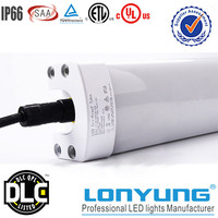1.5m DLC, GS listed IP68 led tri-proof led light for swimming pool