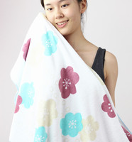 Wholesale NO MOQ Microfiber towels, Printed microfiber beach towel, microfiber bath towel
