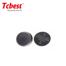 Professional lithium 3v cr2016 button cell battery, lithium button cell for electronic dictionaries and electronic scales/