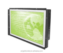 24'' industrial grade LCD Open frame monitor with Touchscreen option