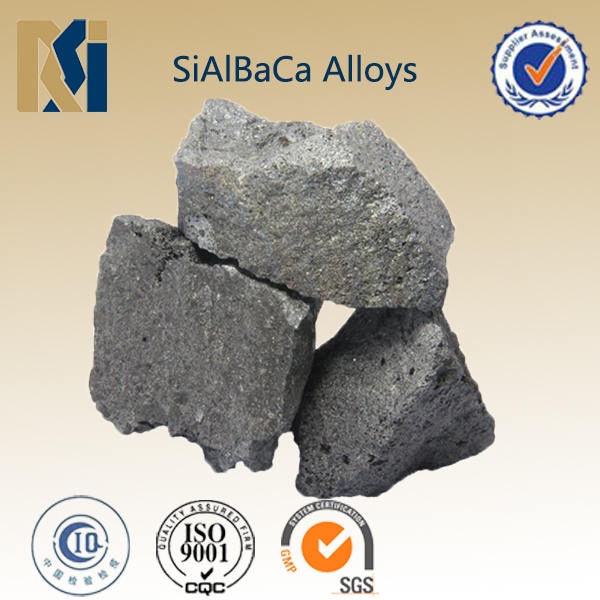 SiAlBaCa alloys company cooperate with Turkey