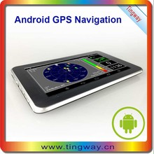 "Hight Performance Android 7"" Chevrolet Captiva Gps Navigation System Model:T-703-A"