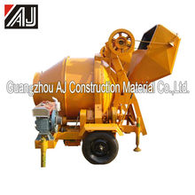 Hot Sale Africa!!! 350L Guangzhou JZG350 Concrete Mixing Machine with Diesel Engine,Guangzhou Manufacturer