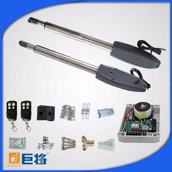 Soft Start And Soft Stop Automatic Arm Swing Solar Gate Opener/Door Motor/Operator