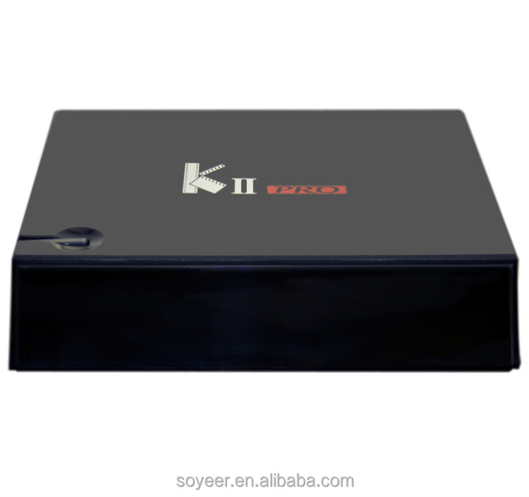 Soyeer Kii Pro S905 T2 S2 Tv Box Amlogic S905 Android 5.1 Tv Box K3 Accept Paypal Android Box