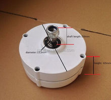100w 24v ac alternator 3 phase permanent magnet synchronous generator