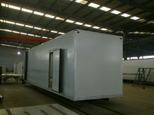 Cool box/Refrigerated Truck Body,Cooling van truck body