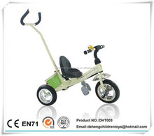 Baby trike new products with push bar children tricycle with music and light Baby tricycle new models