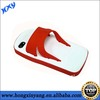 Cut Lovely Slipper Silicone Case for iPhone 5