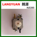 3.4kw 65cc HUS365 chainsaw spare parts carburetor