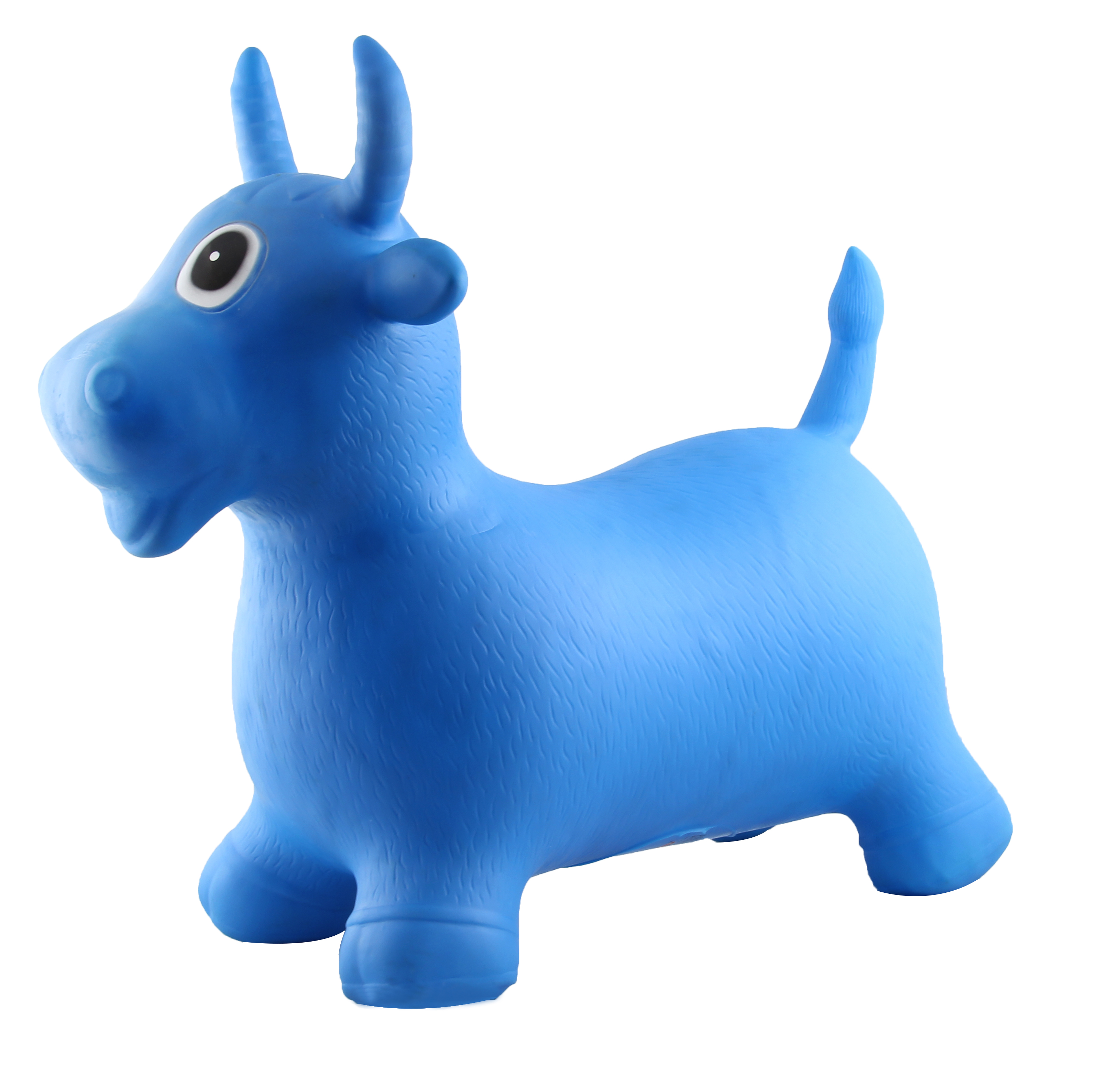Inflatable Eco-friendly PVC material Ride-on Animal hopper cow indoor & outdoor toys