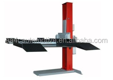 AA4C Hydraulic single post one side car lift