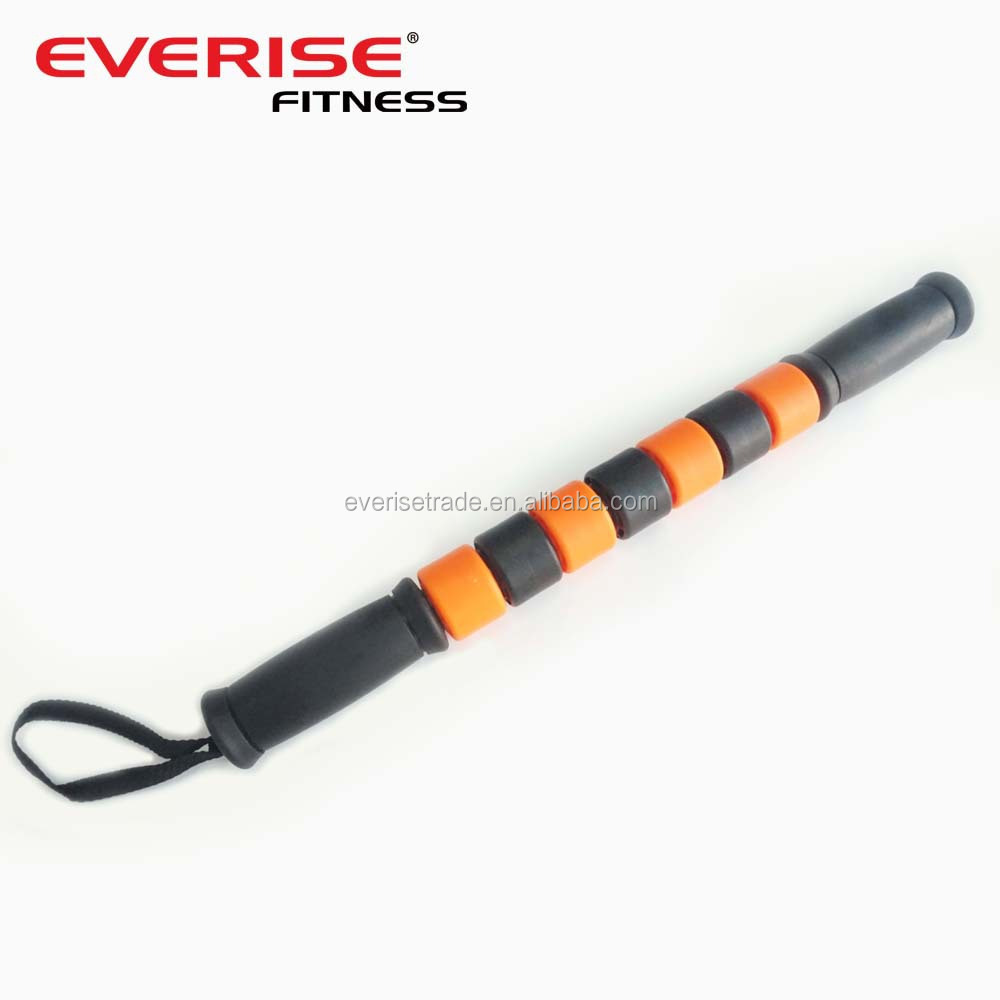 17-inch Massage Therapy Stick / Muscle Roller Massage Stick Bar /Massage Stick Roll