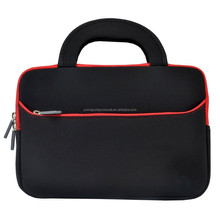 10.1 Inch Tablet Sleeve/Bag/Case/Cover Wtih Handle Accessory Pocket,Neoprene Tablet bag for Ipad
