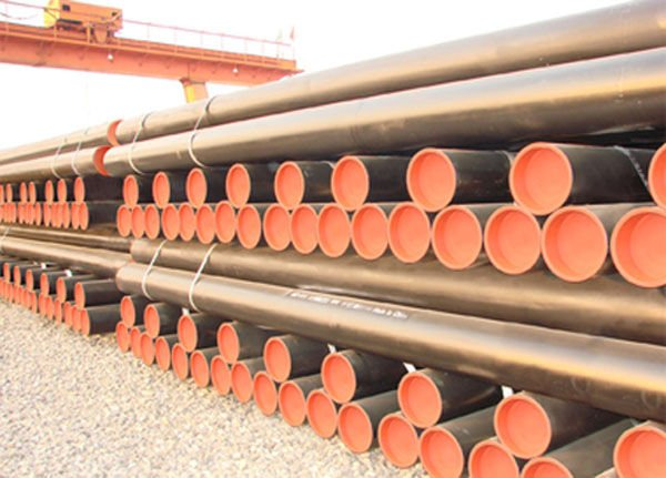 SSAW Steel Pipe Mild Steel Pipes