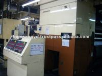 Japanese Used Newspaper Offset Printing Machine Price
