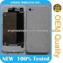 back cover for iphone 4s housing,factory price,oem