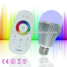 product distributor wanted Futlight Factory Wifi Enabled White Led light bulb with iPhone control, AC85-265V wireless lighting