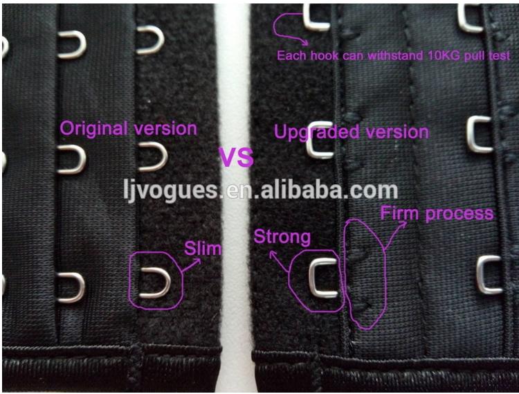 butt lifter panty shaper LJ-S-A80 Details 13