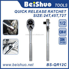 Factory Direct Sale Quick Release Ratchet Spanner Wrenches