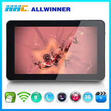 android tablet computer single photo camera with allwinner a13 chip