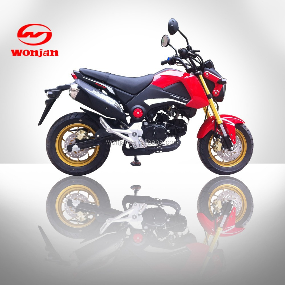 2015 New Pocket Bike 120cc Mini Hond Grom Msx Bike Motorcycle,WJ120-18B