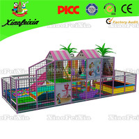 Kid Games Soft Indoor Playground Equipment Party Theme Indoor Playground for Sale