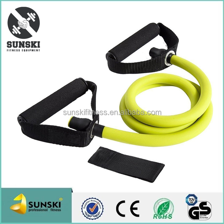 Rubber Elastic Tube, Latex Loop Bands & Training Resistance Bands