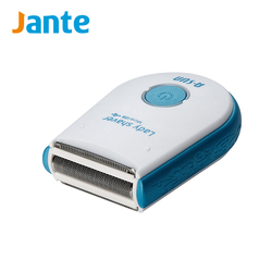 JANTE Needed Products Thermic Pearl Shaver/Epilator Electrical Hair Removal Epilator