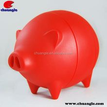 Hot Sale Cheap Resin Pig Shaped Money Bank