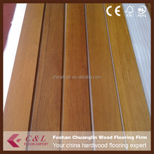 Foshan Factory outdoor waterproof wooden flooring