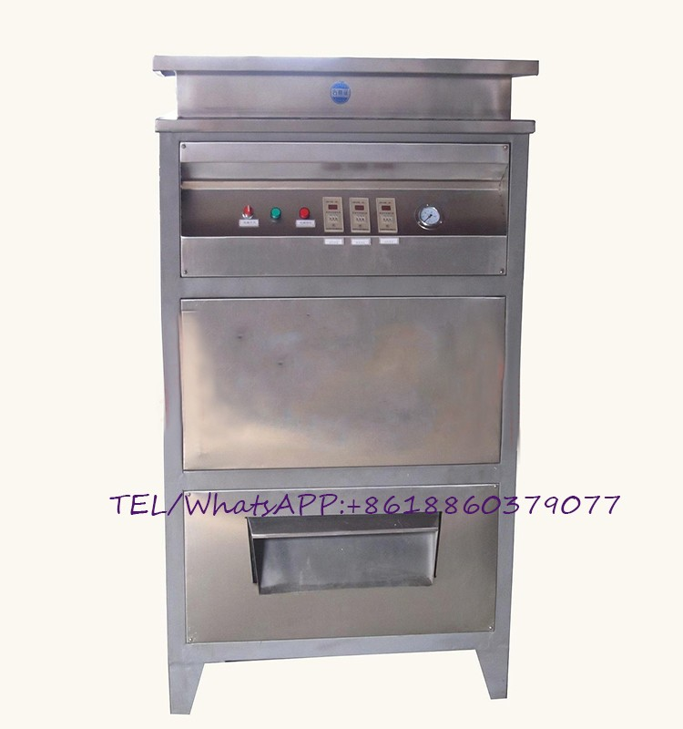 commercial onion dry peeling machine with modern design