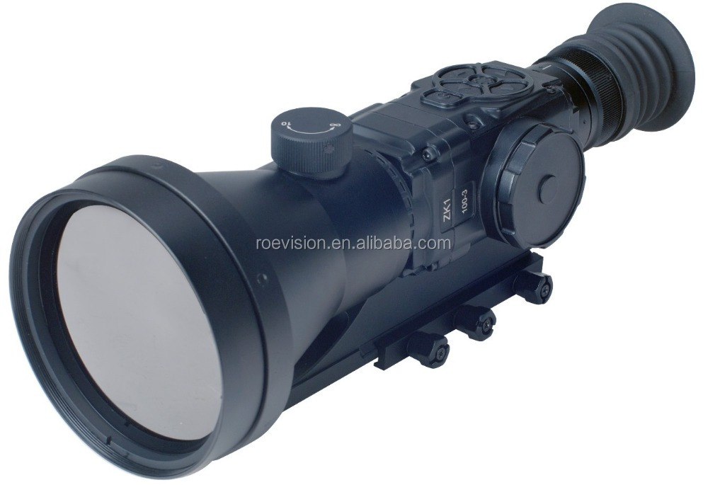 thermal image for hunting/ thermal scope and thermal weapon sight