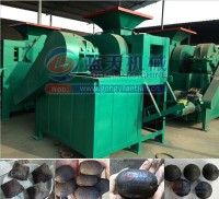 Professional factory charcoal ball press machine coal slurry briquette machine