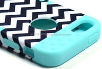 Cover case for iPhone 5 hybrid case, for iPhone 5 combo case