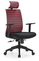 2016 high back executive mesh office chair rocking swivel chair with headrest A125A