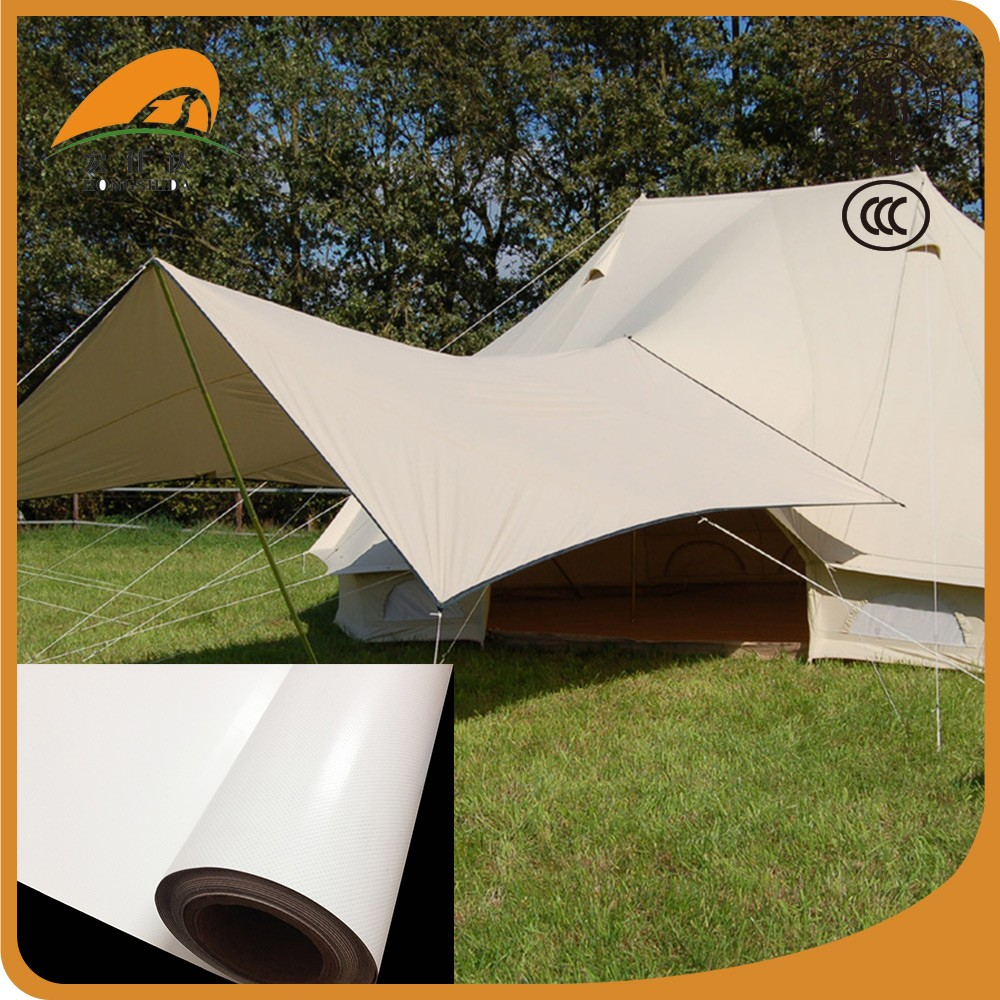 Roof sunshade,outdoor tent fabric pvc tarpaulin