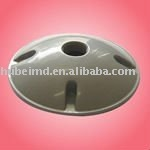 "4"" Aluminum weatherproof outlet box round covers"