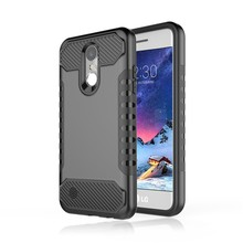 2 In 1 TPU PC Combo Case For LG K10 2017, Back Cover For LG K10 2017