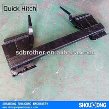 Skid Loader Quick Hitch