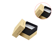 High Quality Custom Logo Luxury Paper Jewelry Gift Box Cardboard Paper Watch Box