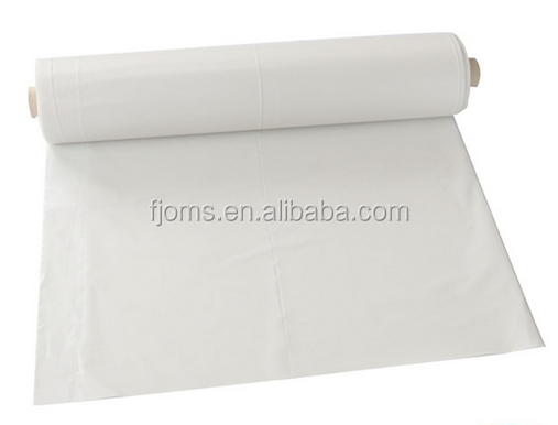 LDPE clear or black construction poly sheeting plastic polyethylene sheeting 6 mils 4 mils