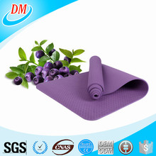 fitness products best new type folded yoga mat 2015