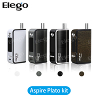 2016 Newest& Hottest Vape Kit Aspire Plato TC Kit With Comfortable Hand-hold Feeling