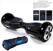 Two wheels electric scooter with smart balance wheel