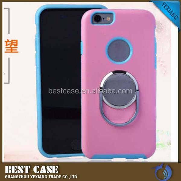 Wholesale Mobile Phone Accessories Magnetic Car Holder Phone Cover For Iphone 5 5S