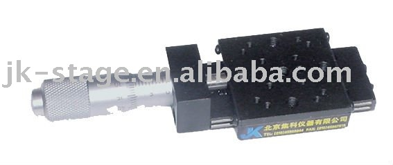 02TMC21 Manual Linear Stage