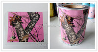 great quality purple background dry tree heat transfer pringting film for different material products